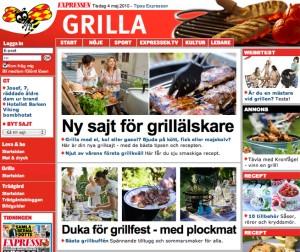 Expressen | grill