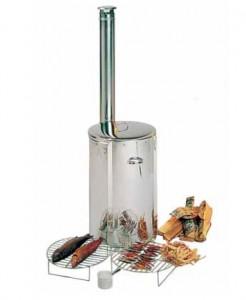 harvia strandkök - grill & rök