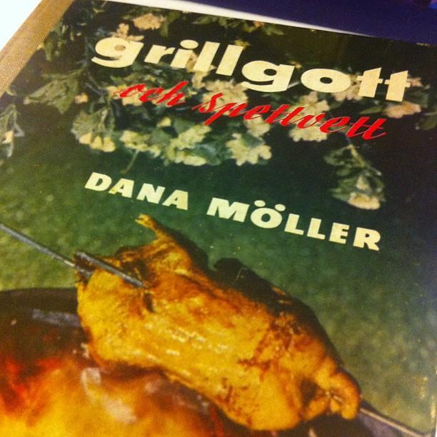 Bok: Grillgott och spettvett