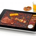 Barbecue iPad