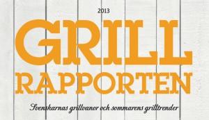 grillrapporten 2013